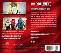 LEGO Ninjago, Masters of Spinjitzu, 1 Audio-CD - Produktdetailbild 1