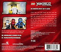 LEGO Ninjago, Masters of Spinjitzu, 1 Audio-CD - Produktdetailbild 1