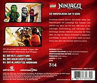 LEGO Ninjago, Masters of Spinjitzu - Der alte Leuchtturm, 1 Audio-CD - Produktdetailbild 1