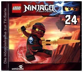 LEGO Ninjago, Masters of Spinjitzu - Der alte Leuchtturm, 1 Audio-CD, LEGO Ninjago-Masters of Spinjitzu