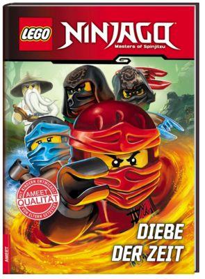 LEGO Ninjago, Masters of Spinjitzu - Diebe der Zeit