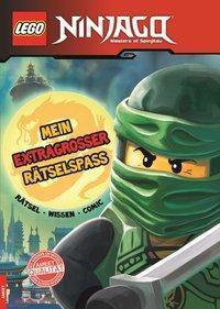 LEGO Ninjago, Masters of Spinjitzu - Mein extragrosser Rätselspass