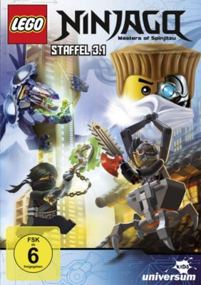 LEGO® Ninjago - Staffel 3.1, Diverse Interpreten