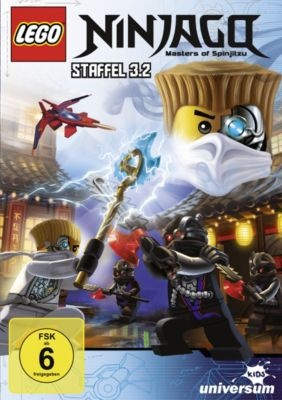 LEGO® Ninjago - Staffel 3.2, Diverse Interpreten