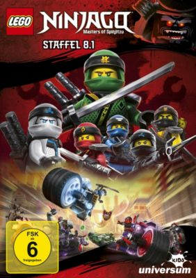 Lego Ninjago - Staffel 8.1, Diverse Interpreten