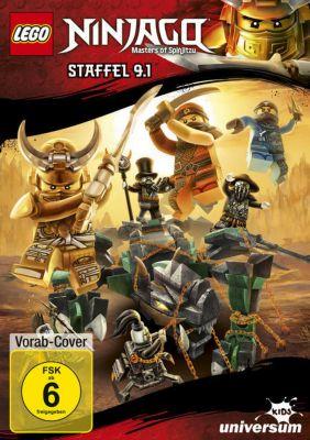 LEGO Ninjago Staffel 9.1, Diverse Interpreten