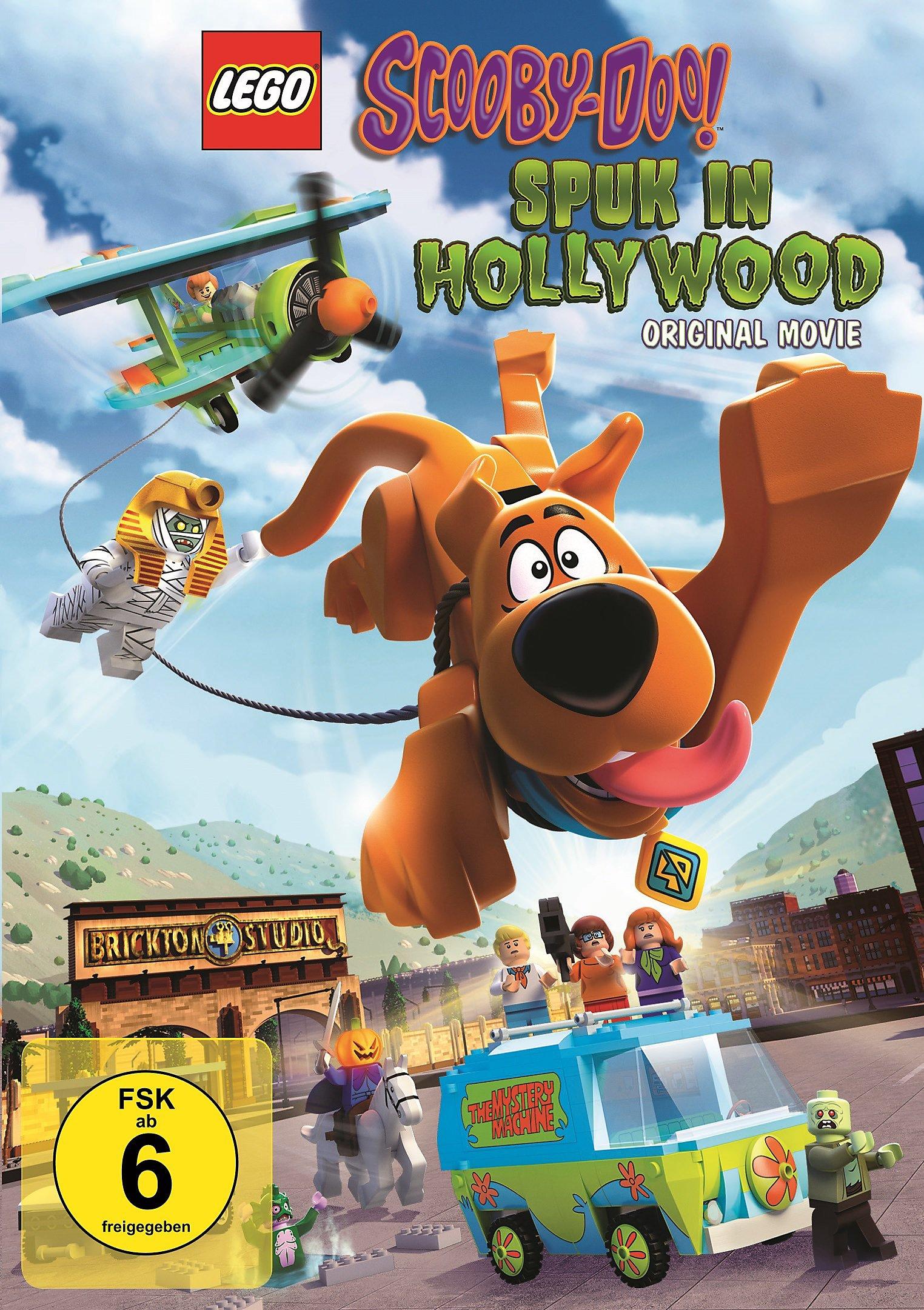 LEGO Scooby-Doo! Spuk in Hollywood DVD bei Weltbild.de bestellen