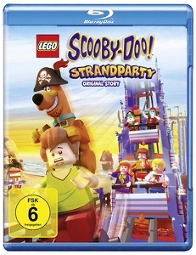 LEGO Scooby-Doo! Strandparty Blu-ray bei Weltbild.de kaufen