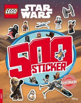 LEGO® Star Wars, 500 Sticker