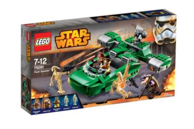 LEGO® Star Wars™ 75091 Flash Speeder