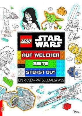 LEGO® Star Wars - Auf welcher Seite stehst du?