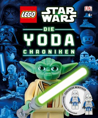 LEGO Star Wars Band 2: Die Yoda-Chroniken, Daniel Lipkowitz