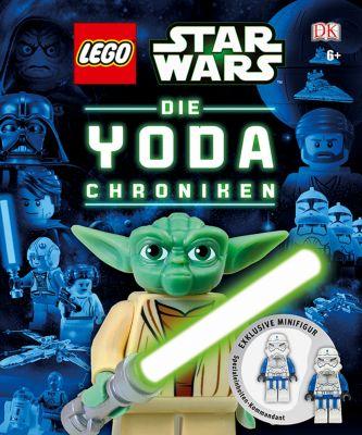 LEGO Star Wars Band 2: Die Yoda-Chroniken, Daniel Lipkowitz