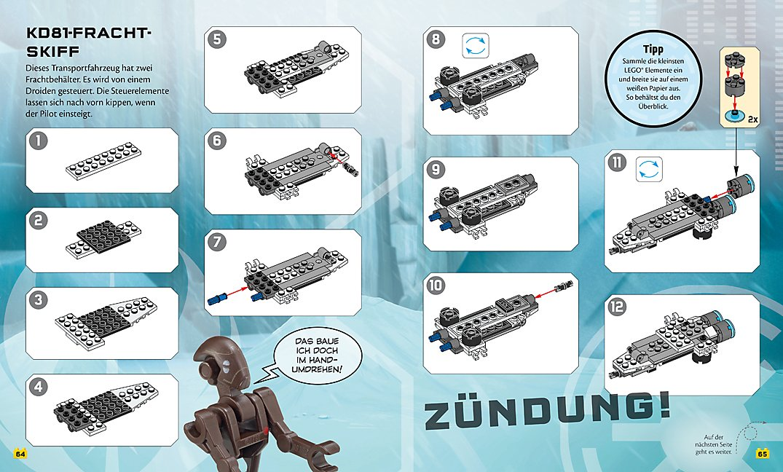 LEGO® Star Wars - Buch & Steine-Set Buch portofrei - Weltbild.at