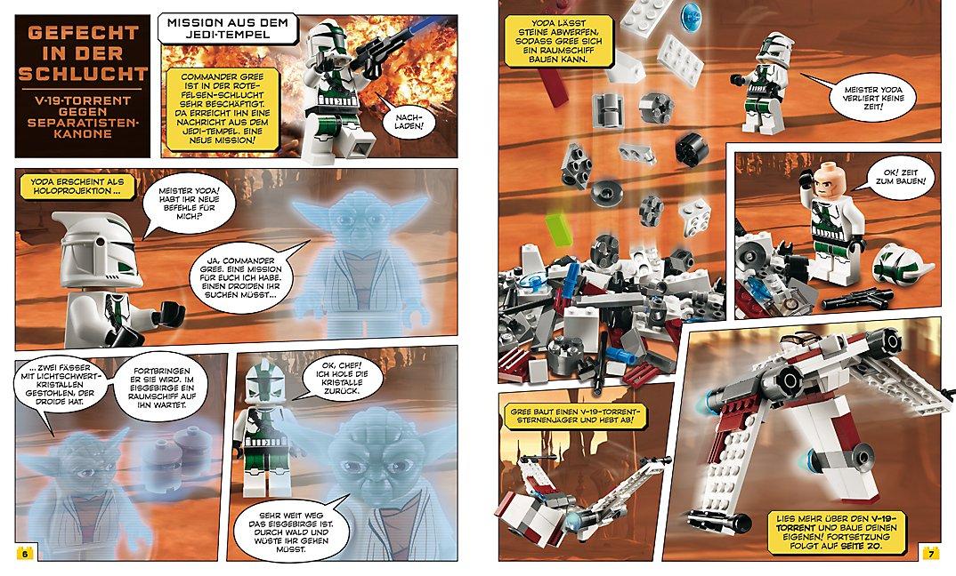 LEGO® Star Wars - Buch & Steine-Set Buch portofrei - Weltbild.de