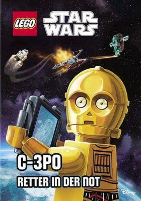 LEGO Star Wars: C3PO, Retter der Jedi - Ace Landers |