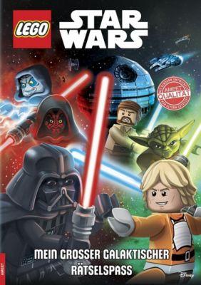 LEGO Star Wars - Mein großer galaktischer Rätselspaß