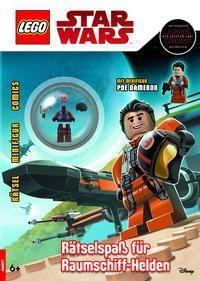 LEGO Star Wars - Rätselspass für Raumschiff-Helden