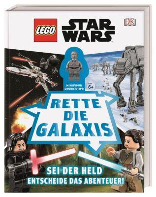 LEGO Star Wars - Rette die Galaxis - Simon Hugo |
