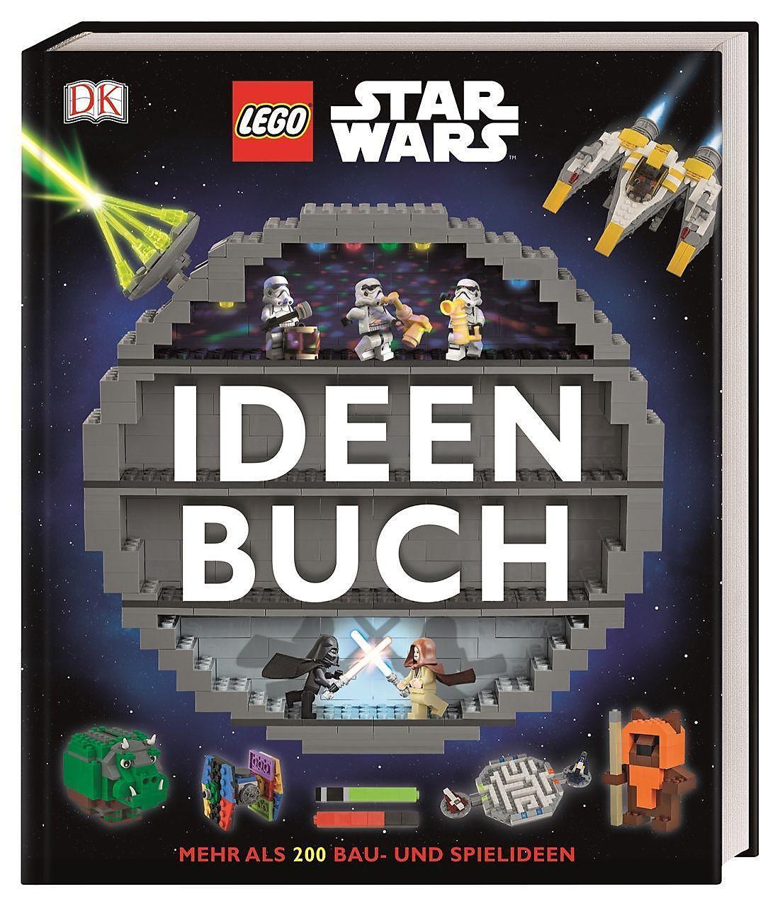 lego® star wars tm ideen buch buch portofrei bei weltbild.de