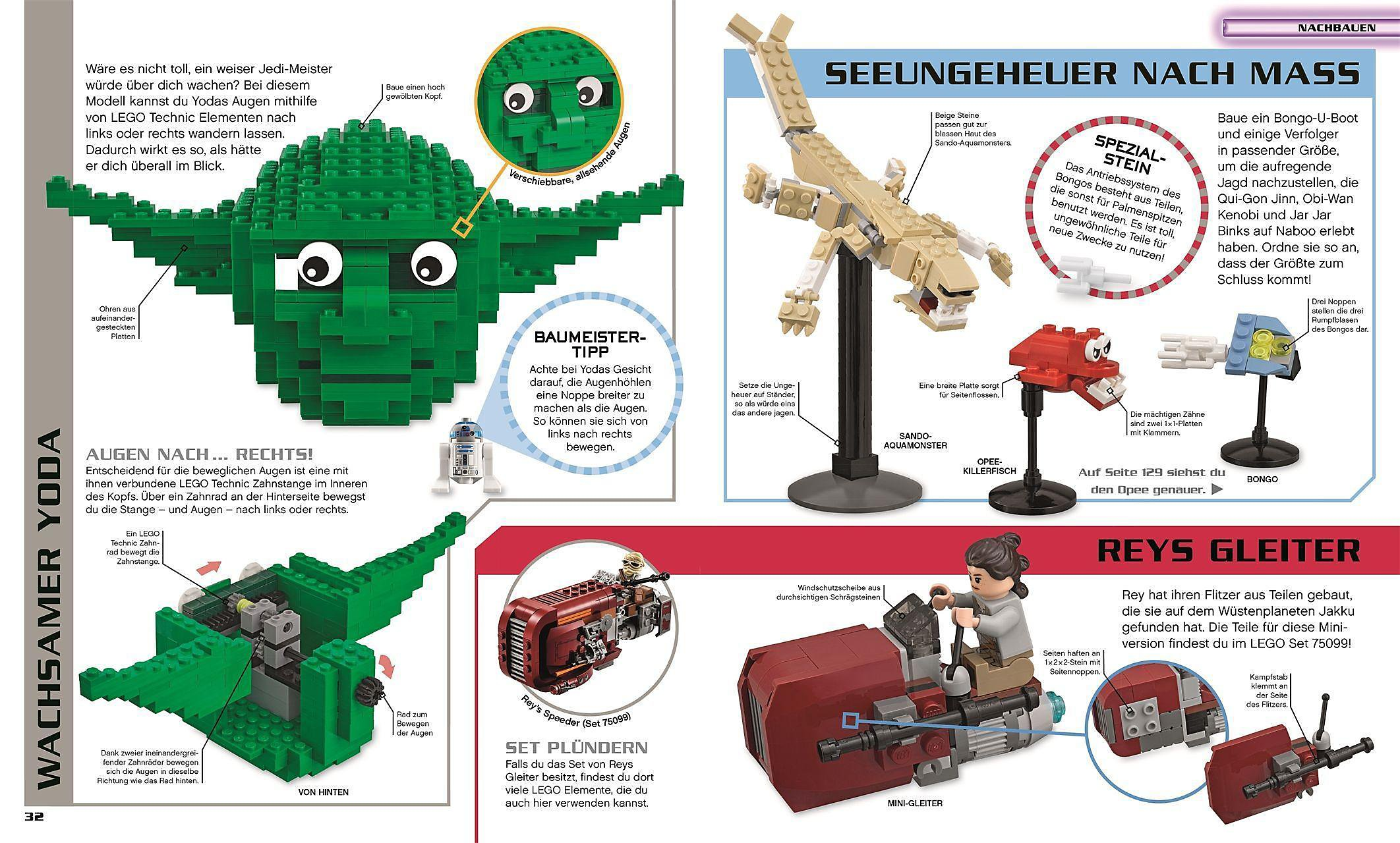 Lego Ideen.Lego Star Wars Tm Ideen Buch Buch Versandkostenfrei Bei