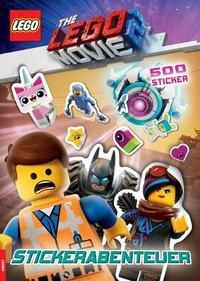 LEGO® The LEGO Movie 2(TM) Stickerabenteuer