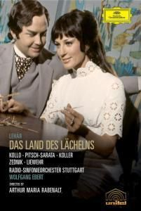 Lehár: Das Land des Lächelns, Rene Kollo, Dagmar Koller, Wolfgang Ebert, Rsos