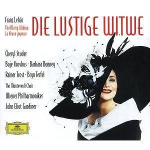 Lehár: Die Lustige Witwe, Studer, Terfel, Gardiner, Wp