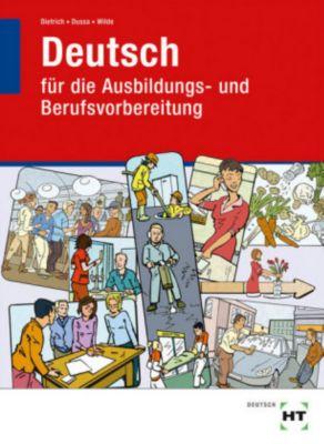 Lehr- und Arbeitsbuch Deutsch, Ralf Dietrich, Antje Dussa, Anne Wilde
