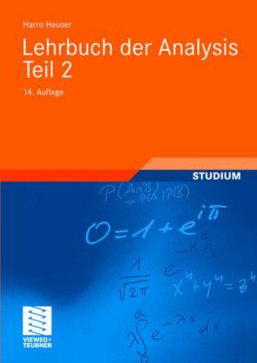 Lehrbuch der Analysis, Harro Heuser