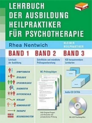 lehrbuch der ausbildung heilpraktiker f r psychotherapie kleiner heilpraktiker 3 b nde mit. Black Bedroom Furniture Sets. Home Design Ideas