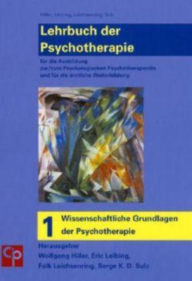 Lehrbuch der Psychotherapie, 5 Bde.