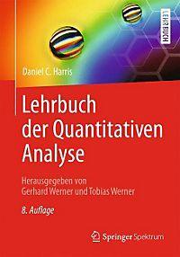 Daniel c harris quantitative chemical analysis