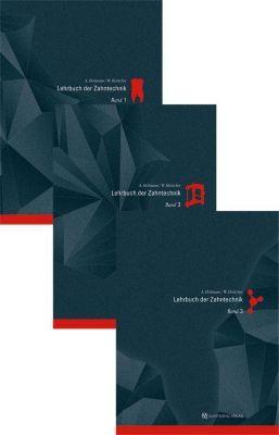 Lehrbuch der Zahntechnik, 3 Bde., Arnold Hohmann, Werner Hielscher