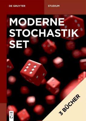 Lehrbuch-Set Moderne Stochastik, 3 Bde., René L. Schilling