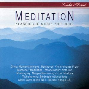 Leichte Klassik, Meditation, Diverse Interpreten