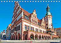 Leipzig - meine Stadt mit viel Herz (Tischkalender 2019 DIN A5 quer) - Produktdetailbild 1