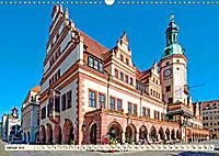 Leipzig - meine Stadt mit viel Herz (Wandkalender 2019 DIN A3 quer) - Produktdetailbild 1