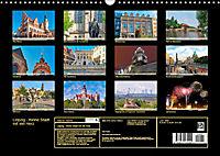 Leipzig - meine Stadt mit viel Herz (Wandkalender 2019 DIN A3 quer) - Produktdetailbild 13
