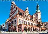 Leipzig - meine Stadt mit viel Herz (Wandkalender 2019 DIN A2 quer) - Produktdetailbild 1