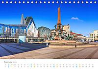 Leipzig - Spaziergang durch Epochen (Tischkalender 2019 DIN A5 quer) - Produktdetailbild 2