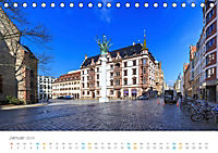 Leipzig - Spaziergang durch Epochen (Tischkalender 2019 DIN A5 quer) - Produktdetailbild 1