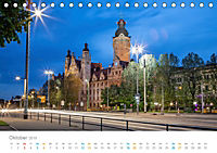 Leipzig - Spaziergang durch Epochen (Tischkalender 2019 DIN A5 quer) - Produktdetailbild 10