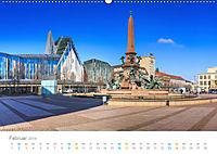 Leipzig - Spaziergang durch Epochen (Wandkalender 2019 DIN A2 quer) - Produktdetailbild 2