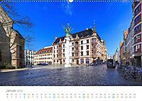 Leipzig - Spaziergang durch Epochen (Wandkalender 2019 DIN A2 quer) - Produktdetailbild 1