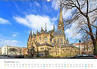 Leipzig - Spaziergang durch Epochen (Wandkalender 2019 DIN A2 quer) - Produktdetailbild 9