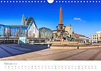 Leipzig - Spaziergang durch Epochen (Wandkalender 2019 DIN A4 quer) - Produktdetailbild 2