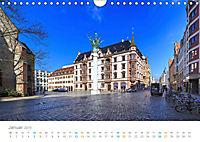 Leipzig - Spaziergang durch Epochen (Wandkalender 2019 DIN A4 quer) - Produktdetailbild 1