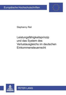 Leistungs- und Verlustfähigkeit, Stephanny Reil