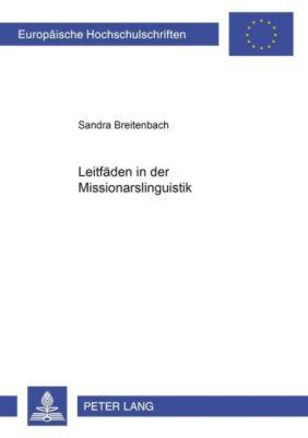 Leitfäden in der Missionarslinguistik, Sandra Breitenbach
